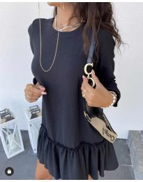 Šaty - kód 2078 - černá