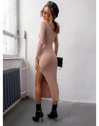 Šaty - kód 12070 - broskvová