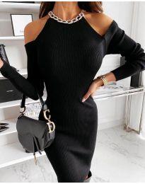 Šaty - kód 0300 - černá