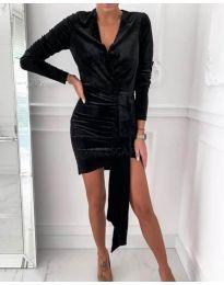 Šaty - kód 62688 - 2 - černá