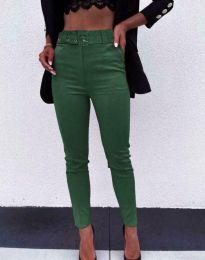 Kalhoty - kód 9059 - 1 - zelená