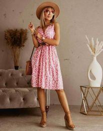 Šaty - kód 5488 - 6 - vícebarevné