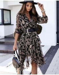 Šaty - kód 8366 - 1 - vícebarevné