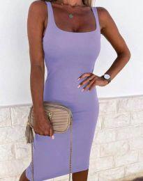 Šaty - kód 8899 - fialová