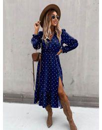 Šaty - kód 8866 - 4 - vícebarevné