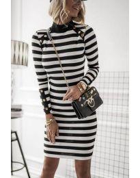 Šaty - kód 1573 - 1 - černá