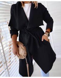 Kabát - kód 8778 - černá