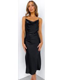 Šaty - kód 7161 - černá