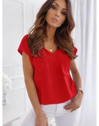 Tričko - kód 920 - červená