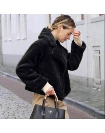 Kabát - kód 164 - černá