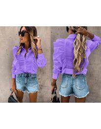 Košile - kód 872 - fialová