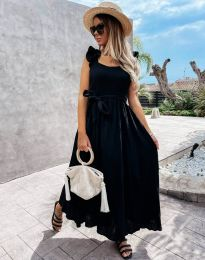 Šaty - kód 4806 - černá