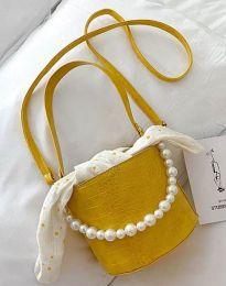 kabelka - kód B428 - žlutá