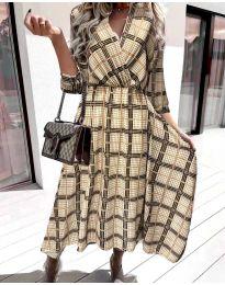 Šaty - kód 8404 - vícebarevné