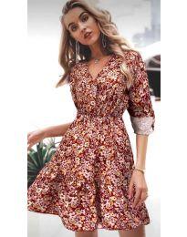 Šaty - kód 979 - 5 - barevné