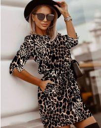 Šaty - kód 3060 - 5 - vícebarevné