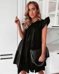 Šaty - kód 2666 - černá