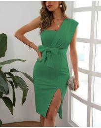 Šaty - kód 6153 - zelená