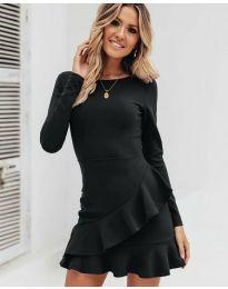 Šaty - kód 2909 - černá