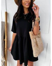Šaty - kód 789 - černá