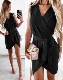 Šaty - kód 7793 - černá