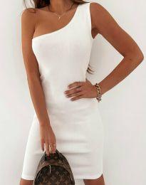 Šaty - kód 11699 - bíla
