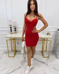 Šaty - kód 11808 - červená