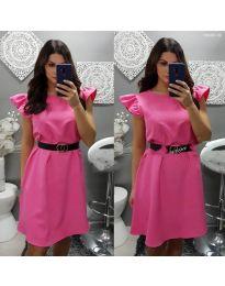 Šaty - kód 703 - cyclamenová