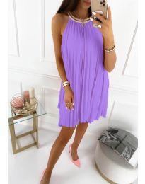 Šaty - kód 1172 - fialová