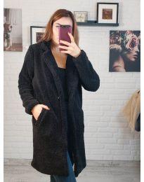 Kabát - kód 5144 - 3 - černá