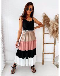 Šaty - kód 697 - 4 - černá