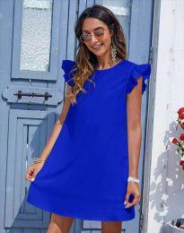 Šaty - kód 6261 - modrá