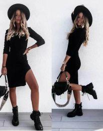 Šaty - kód 2358 - černá