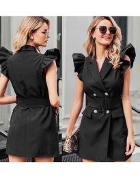 Šaty - kód 311 - černá