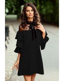 Šaty - kód 019 - černá