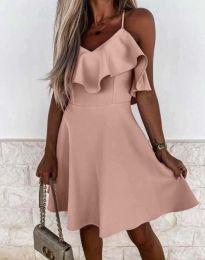 Šaty - kód 2739 - růžová