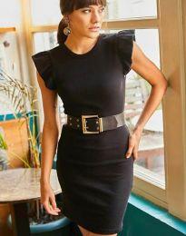 Šaty - kód 6155 - černá