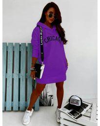 Šaty - kód 802 - fialová