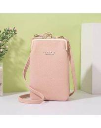 kabelka - kód B145 - růžová