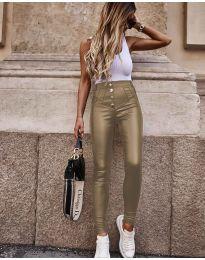 Kalhoty - kód 4181 - bežová