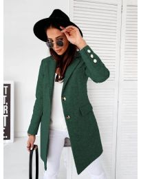 Kabát - kód 1514 - zelená