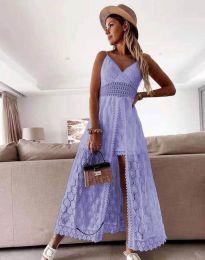 Šaty - kód 2704 - světle fialová