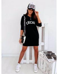 Šaty - kód 802 - černá