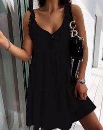 Šaty - kód 2540 - černá