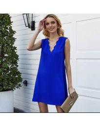 Šaty - kód 1429 - tmavě modrá