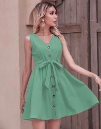 Šaty - kód 8188 - mentolová