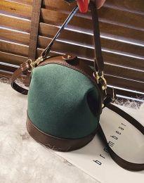 kabelka - kód B308 - olivově zelená