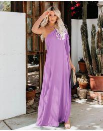 Šaty - kód 6681 - fialová