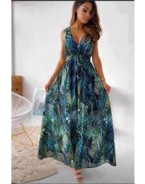 Šaty - kód 736 - zelená