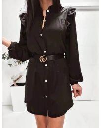 Šaty - kód 3433 - černá